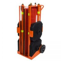 PSZ-SLM Portable Safety Zone System